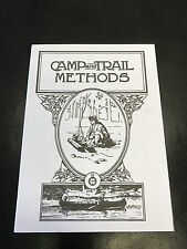 Camp and Trail Methods
