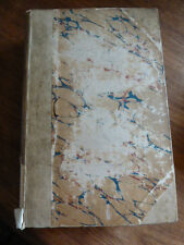 9562) Lge book 1849 General Statutes Queen Victoria London 2nd sess 15th parlmnt