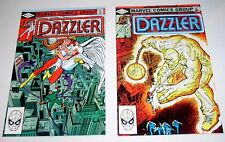 Dazzler #17 And #18 W/ Angel And The Absorbing Man
