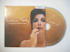 LIANE FOLY : LA VIE NE M'APPREND RIEN ♦ CD SINGLE PORT GRATUIT ♦