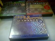 D Trance  Gary D  Vol.3,4,5  guter Zustand    ,,Sammlung