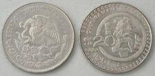 Mexiko / Mexico 20 Pesos 1980-1982 p486 unz.