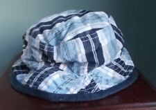 Mothercare Boys Blue Summer Hat 6-12 Months 80cm