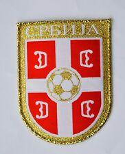 Serbia Naciona Football Team-Soccer-Brest Pach #2