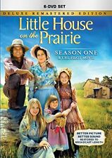 Little House On The Prairie Season 1 Deluxe Remastered Edition 6 DVD Set New!!