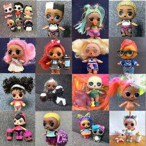 200+ LOL Surprise Unicorn RAINBOW RAVER EDMBB Sleigh Babe Prom Princess Doll Toy
