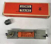 Vintage Lionel Post War Train No. 3520 Operating Searchlight Car