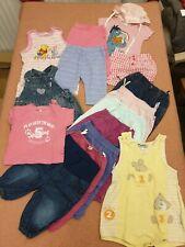 Sommer Babybekleidungspaket Mädchen Größe 56