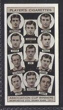 PLAYERS-ASSOCIATION CUP WINNERS-#34- FOOTBALL - A FAMOUS DRAW 1911