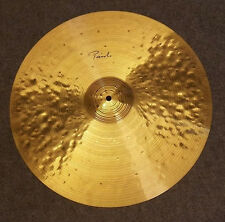 "Paiste Signature Medium Heavy Ride 20"" Becken Cymbal"