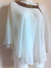 NEW WEDDING SEQUIN BOLERO CROP SHRUG TOP COVER  DRESS NIGHT CAPE BLAZER GIFT TOP