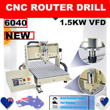 4 AXIS 6040 CNC ROUTER 1500W ENGRAVER ENGRAVING CARVING MILLING DRILLING MACHINE