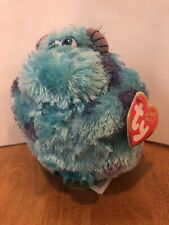 Ty Beanie Ballz 5� Sully With Hang Tag
