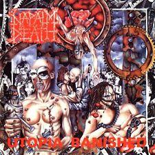 Napalm Death - Utopia Banished [CD]