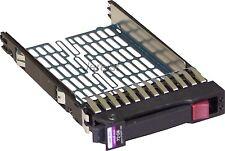 """2,5"""" SATA SAS HP SFF Hot-Swap Hot-Plug Festplatten Rahmen Proliant 378343-002"""