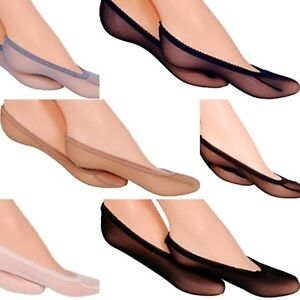 Sweet Ballerina Fine Mikro-Netz Net Footies Mini Crew Socks Airy S-L Socks Eu