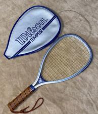 VTG Wilson Tempest Tennis Racket OS head Tempest Racquet Tournament
