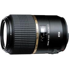 Tamron SP 90MM F/2.8 DI MACRO 1:1 VC USD Macro Lens For Canon EOS Cameras