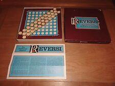 REVERSI  BOARD GAME