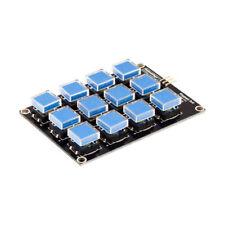 RobotDyn® 5V Button Keypad 3x4 Module Board Compatible For Arduino DIY