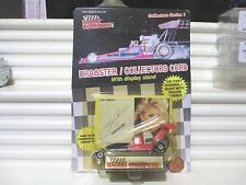 Racing Champions 1989 Series 1 Bubble Bottom Lori Johns Jolly Rancher Dragster