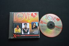 LOVE SONGS OF THE 80'S RARE CD! PAUL YOUNG SPARKS SABRINA DE BARGE AMII STEWART