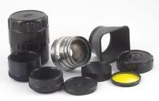 Objetivos normales manuales F/2, 8 para cámaras