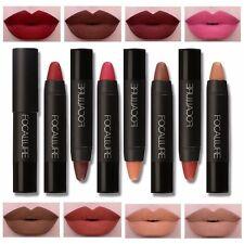 19 Colors Waterproof Lip Liner Pencil Lipstick Lip Gloss Lip Pen Makeup#