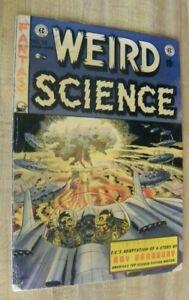 EC Weird Science Fantasy # 18 Comic Book Ray Bradbury