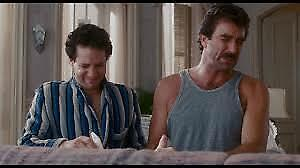 Three Men And A Little Lady DVD 1990 Tom Selleck Ted Danson Comedy Movie 90's