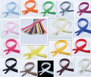 wholesale 17pcs Nylon Invisible Zipper Sewing 22inch (color U PICK !)@@