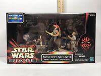Star Wars Episode I Mos Espa Encounter Sebulba Jar Jar Binks Anakin Skywalker
