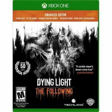 Dying Light: The Following Enhanced Edition - Microsoft Xbox One Game [NTSC] NEW