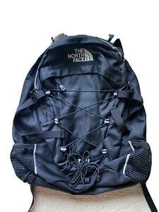 The North Face Borealis Black & Gray School, College Laptop Backpack
