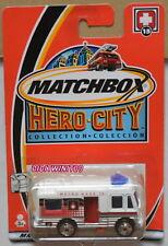 MATCHBOX HERO-CITY TRUCK CAMPER W+