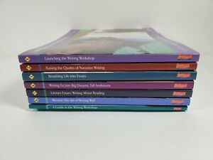 Units of Study for Teaching Writing Grades 3-5 Lucy Calkins 7 Books Homeschool