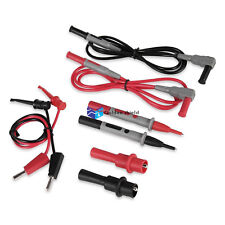 ZIBOO ZB-KIT11 Multimeter Electronic Test Leads Kit with Soft Bag