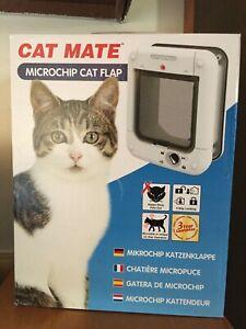 cat mate microchip cat flap