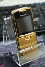 TELEFONO CELLULARE NOKIA 8800 GOLD ORO FOTOCAMERA LUXURY PHONE