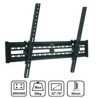 LCD Plasma Flat TV Wall Mount Bracket 15°Tilt for Vizio 32 42 47 50 55 60 65 70""