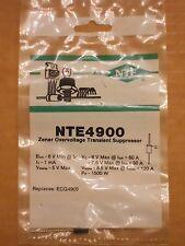 NTE4900 ECG4900 SK9812 Zener Clamping Diode Overvoltage Transient Suppressor NEW