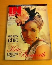 IN NEW YORK 10TH YEAR SEPT 2011 KATE BOSWORTH SPECIAL FASHION ISSUE