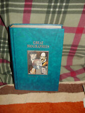 Great Biographies Benjamin Franklin Mary Queen of Scots Will Rogers Eleanor Roos