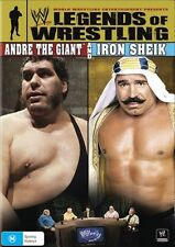 Sports Andre Wrestling DVDs & Blu-ray Discs