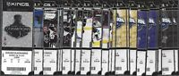 2012-2013 NHL LA KINGS UNUSED HOCKEY ENTIRE SEASON TICKETS STANLEY CUP CHAMPS!