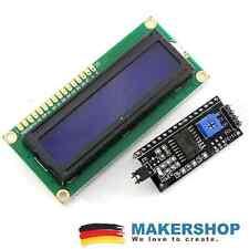 LCD 1602 I2C Blau Display HD44780 Anzeige Bildschirm 16x2 Arduino Raspberry Pi