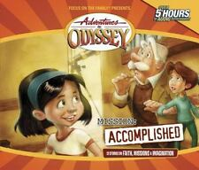 Adventures in Odyssey: Terrific Tales/Mysterious Mission/Imagination (CD, 2005)