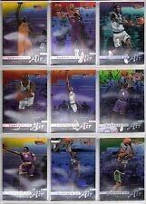 """1999-00 Upper Deck Ultimate Victory 16-card """"Surfact to Air"""" Insert Lot K Bryant"""