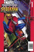 Ultimate Spider-Man Comic Issue 1 Ultimate Reprint 2001 Bendis Jemas Mark Bagley