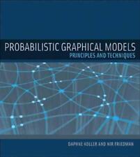 Probabilistic Graphical Models by Daphne Kollar and Nir Friedman